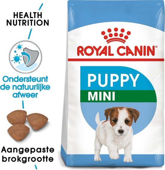 Royal Canin - Mini puppy - Hondenvoer - 4 kg