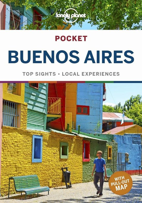 Boek cover Lonely Planet Pocket Buenos Aires van Lonely Planet (Paperback)