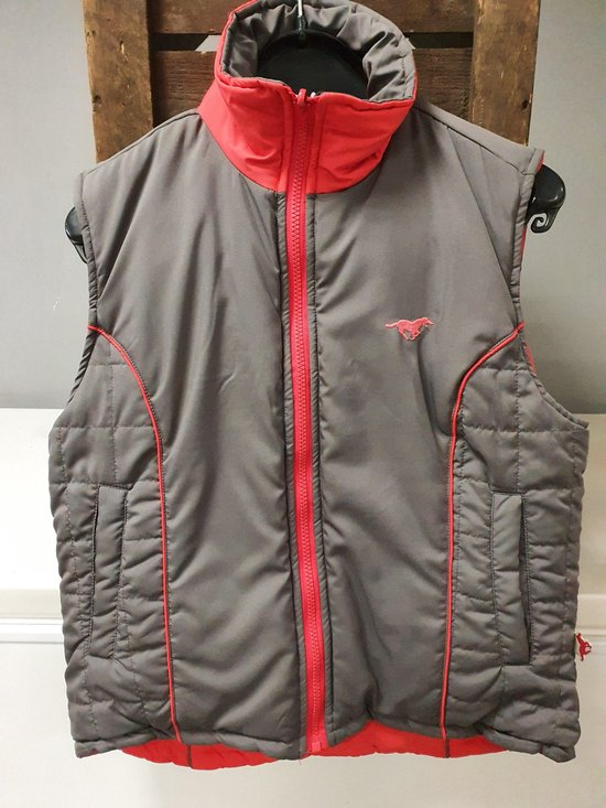 Bodywarmer Red Horse