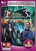 Grim Legends 3 - The Dark City (Collectors Edition) - Windows
