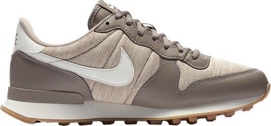nike internationalist dames zwart wit