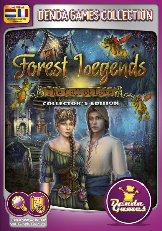 Forest Legends - Call of Love Collector's Edition - Windows