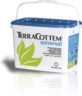 Terracottem universal emmer 5kg watergelkristallen & bodemverbeteraar
