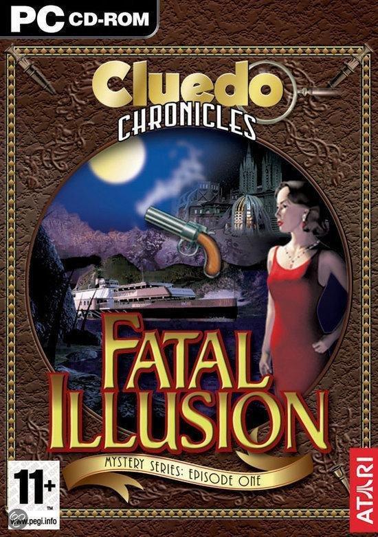 Cluedo 3 – Fatal Ilusion