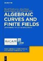 Algebraic Curves and Finite Fields