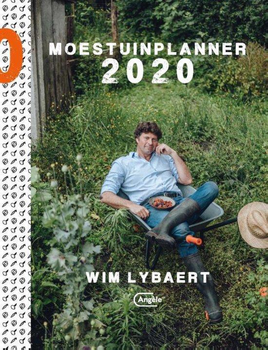 Afbeelding van Moestuinplanner 2020