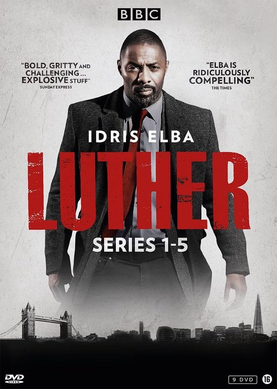 Luther - Collection Seizoen 1-5
