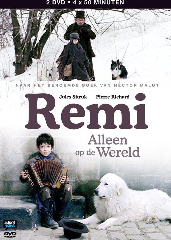 Cover van de film 'Remi - Alleen Op De Wereld'