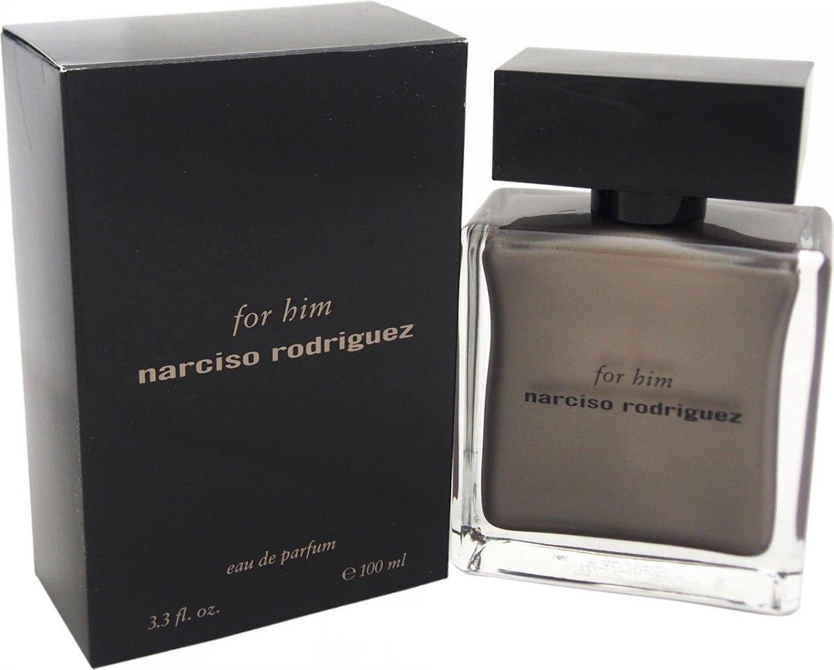 Narciso Rodriguez For Him Mannen 100ml eau de parfum - Narciso Rodriguez