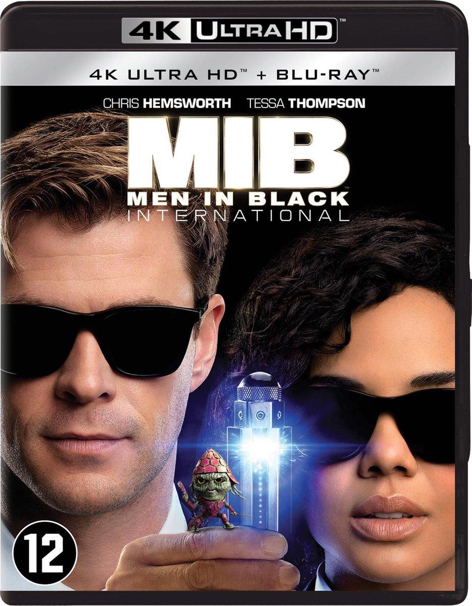 Men in Black: International (4K Ultra HD Blu-ray)-