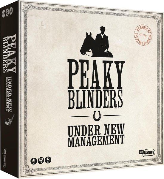 Peaky Blinders - Under New Management - Bordspel