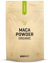 Body & Fit Organic Maca Poeder Biologisch - Superfood - 500 gram