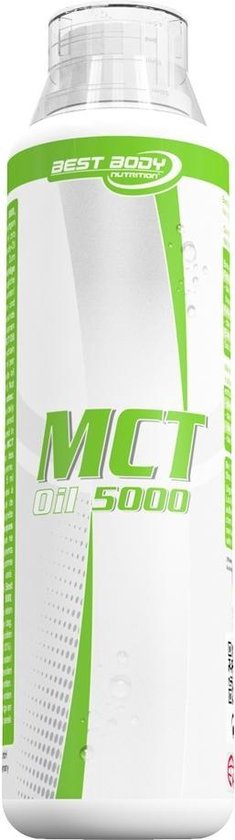 Best Body Nutrition MCT Olie 5000