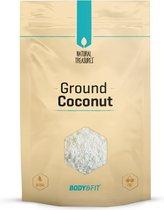 Body & Fit Superfoods Pure Gemalen Kokos - Kokosrasp - 500 gram