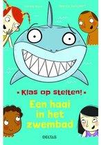 Klas op stelten - Een haai in het zwembad