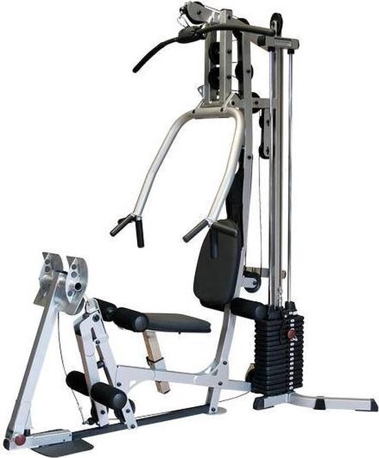Home Gym Powerline BSG10X - Krachtstation - 80% voorgemonteerd