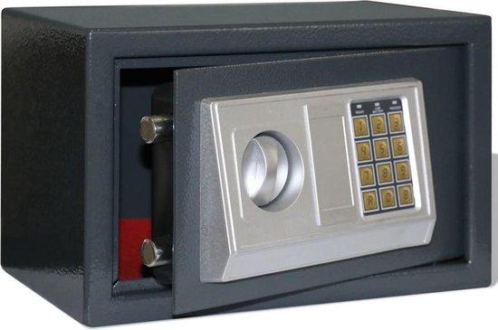 Elektronische digitale kluis 20 x 20 x 31 cm
