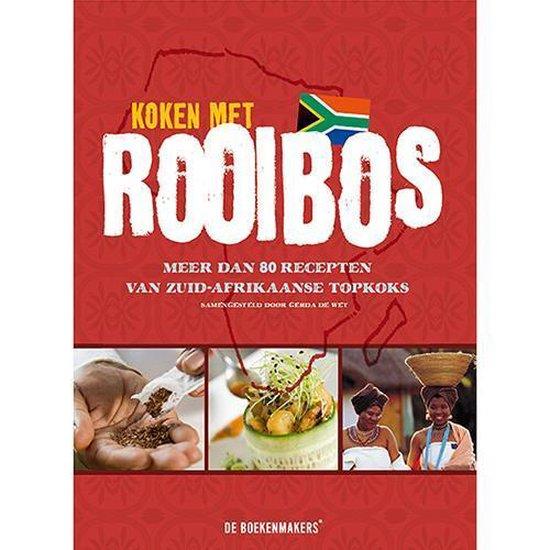 Koken met Rooibos - Gerda de Wet  
