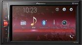 Pioneer MVH-A210BT  Autoradio Dubbel din USB-Audio/Video-Bluetooth - 200 W