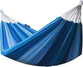 Hangmat - 2 persoons - EXTRA STEVIG - UV bestendig - Blauw - Singa XL