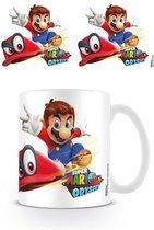 Nintendo Super Mario Odyssey Cappy Throw Mok