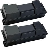 PlatinumSerie® 2 toner alternatief voor Kyocera Mita TK-350 XXL black 40.000 pagina's