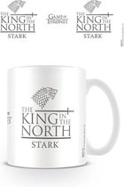 Game Of Thrones King in the North - Mok