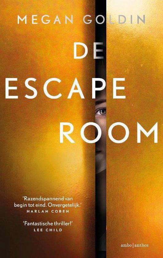 De escaperoom - Megan Goldin   Fthsonline.com