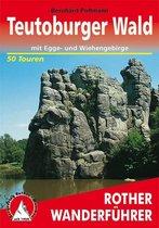 Teutoburger Wald Mit Egge- Und Wiehengebirge