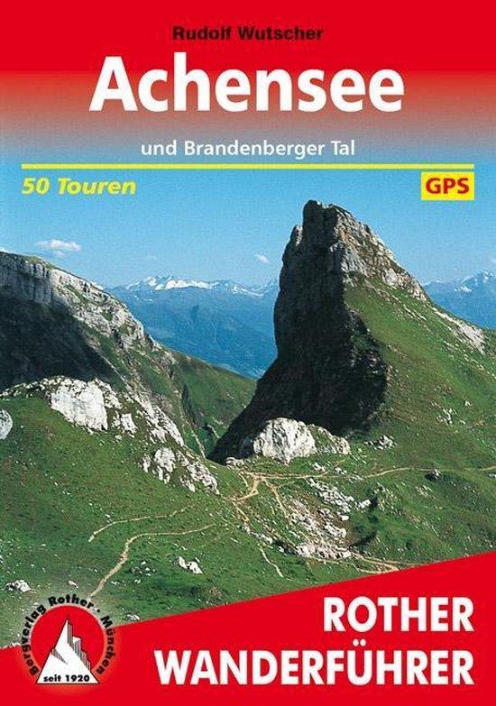 Cover van het boek 'Achensee und brandenberger tal'