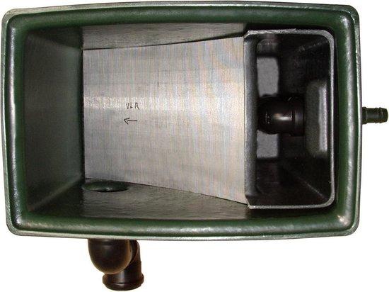 Aquaforte CompactSieve II Voorfilter - Groen