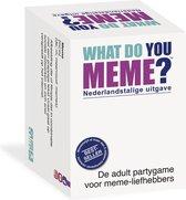 What do you Meme? Nederlandstalige uitgave - Kaartspel