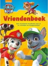 Deltas PAW Patrol vriendenboek – jongens & meisjes – invulboek
