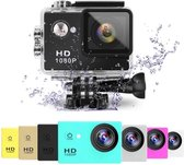 MaxXter Compacte camera - HD 1080P kwaliteit - Inclusief Veel Accessoires