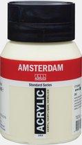 Amsterdam Standard Acrylverf 500ml 282 Napelsgeel Groen