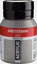 Amsterdam Standard Acrylverf 500ml 710 Neutraalgrijs