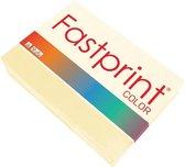 Fastprint Gekleurd Papier A4 80gr FP Ivoor