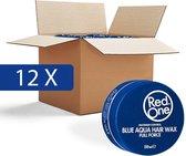 Red One Wax Aqua Blauw - Voordeelpakket
