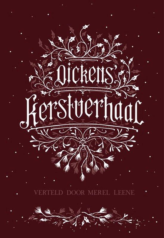 Boek cover Blossom Books-wereldklassiekers 4 -   Dickens Kerstverhaal van Charles Dickens (Hardcover)