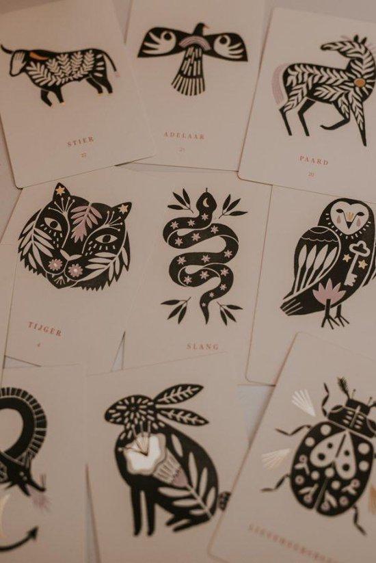 Thumbnail van een extra afbeelding van het spel Spirit Animal cards