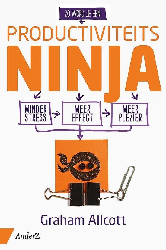 Zo word je een Productiviteits Ninja