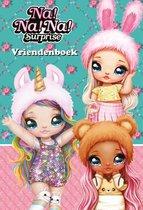 Nanana Surprise!  -   Nanana Surprise! - Vriendenboek