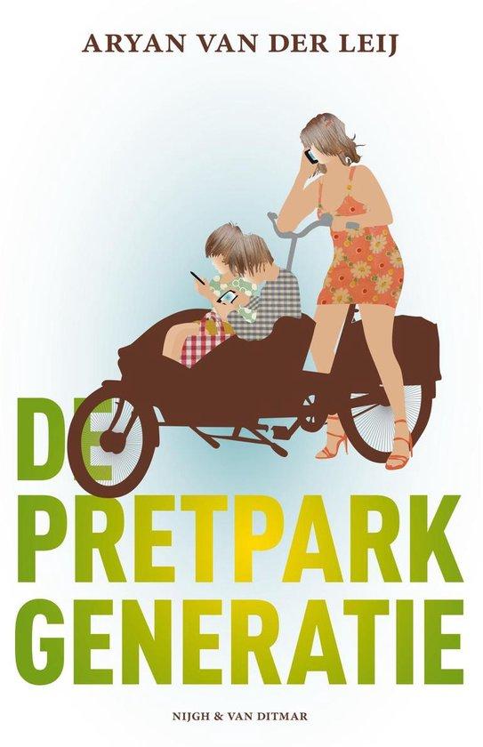De pretparkgeneratie - Aryan van der Leij | Fthsonline.com