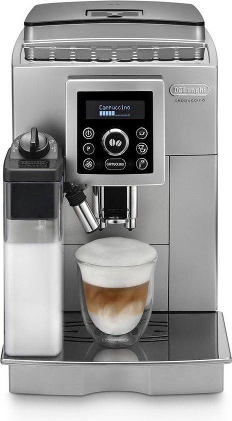 De'Longhi - ECAM23.460.S - Espressomachine - Zilver