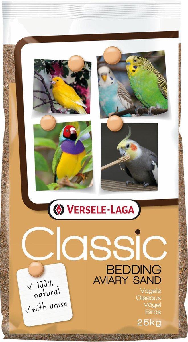 Versele-Laga Classic Schelpenzand - 25 kg