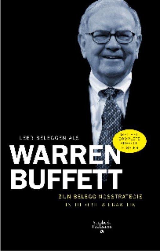 Boek cover Leer beleggen als Warren Buffett van Björn Kijl (Paperback)