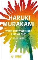 Boek cover Wenn der Wind singt / Pinball 1973 van Haruki Murakami