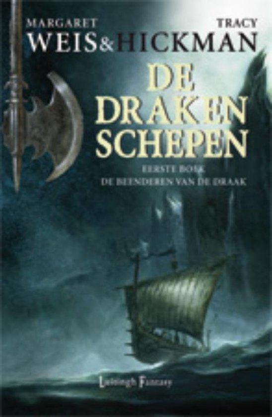 Drakenschepen / 1 De Beenderen van de Draak - Margaret Weis |