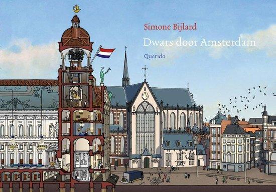 Dwars door Amsterdam - Simone Bijlard |