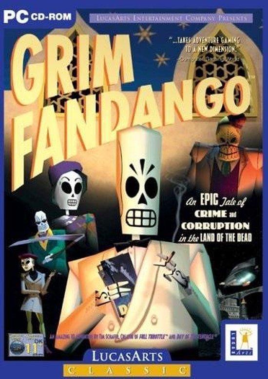 Grim Fandango – Windows